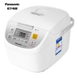 限地区:Panasonic 松下 SR-DG153 4L 智能电饭煲 318元包邮(需用券)