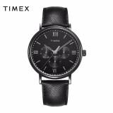 TIMEX 天美时 TW2T35200 男士黑表盘腕表 509元