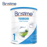 BIOSTIME合生元沃蓝婴儿配方奶粉 1段800g/罐 法国原罐进口直供 139元