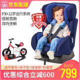 Goodbaby CS736 0-7岁高速儿童安全座椅 799元(需用券)