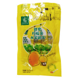 柠美 冲饮果汁茶饮品 蜂蜜柠檬茶 120g/袋(30g*4包) *8件 53.2元(合6.65元/件)