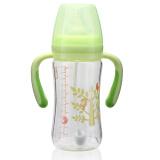 gb 好孩子 母乳实感宽口径玻璃奶瓶 55.5元