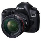 Canon 佳能 EOS 5D Mark IV(EF 24-70mm f/4L)全画幅单反相机套机 18499.00