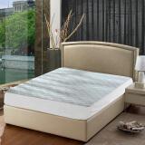 SAINTMARC罗莱生活出品 全棉竹炭纤维床垫 床笠床褥子垫被 尚玛可180*200 119元
