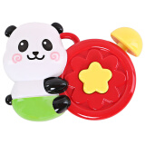 限地区:玛力玩具(mali-toys) T6006 小鼓熊猫摇铃 4.95