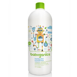 甘尼克宝贝(BabyGanics) 奶瓶餐具清洁剂 946ml *2件 119元(合 59.5元/件)