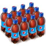 百事可乐 330ml*12瓶,塑包 *5件 84元(合16.8元/件)