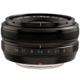 富士(FUJIFILM) XF 18mm F2 R 广角定焦镜头 3400元
