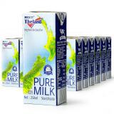 Theland 纽仕兰 全脂牛奶 250ml*24盒 普通装 *3件