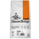 比瑞吉(Nature Bridge) 英国短毛猫成猫粮 2kg *2件 190.8元(合 95.4元/件)
