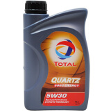 Total 道达尔 Quartz Energy 极驰9000 5W-30 A3/B4 SL 全合成机油 1L *10件 410.3元(合41.03元/件)