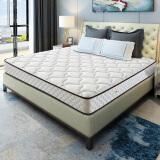 喜临门 3D椰棕床垫 邦尼尔弹簧床垫 席梦思床垫 极光白 1800*2000 1399元