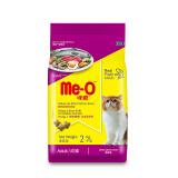 咪欧(Me-O)成猫粮 海鲜味2kg *3件 +凑单品199.6元(合66.53元/件) 199.60