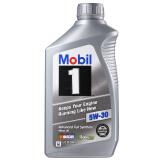 Mobil 美孚1号 SN 5W-30 全合成机油 946ml 美国原装进口 *13件 598.62元含税(合46.05元/件)
