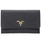 PRADA 普拉达 1MC004 QWA F0002 女士牛皮短款钱包钱夹+凑单品 1824元
