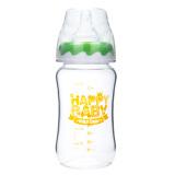咪呢小熊 宽口径玻璃奶瓶防胀气240ml M9109新生儿 *3件 128元(合42.67元/件)