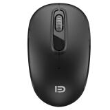 富德 M510 无线鼠标 笔记本台式电脑办公游戏鼠标 黑色 *6件 81.4元(合13.57元/件)