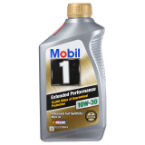 Mobil 美孚 1号全合成机油 长效EP 10W-30 SN 级 1QT *12件 583.52元含税(合48.63元/件)