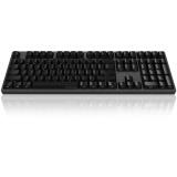 AKKO Ducky 3108 樱桃轴机械键盘 108键 黑色 青轴/茶轴 299元包邮(需用券)