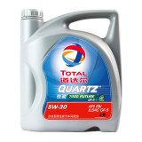 道达尔(Total) 快驰7000 合成型汽车润 滑油 5W30 SN/GF-5级 4L 179元 179.00