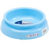 爱丽思(IRIS) PD-190 宠物食盆 天蓝 *3件 24元(合 8元/件)