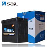 风帆(sail)汽车电瓶蓄电池46B24L/R 12V 起亚秀尔锐欧K2K3千里马天津夏利威志威驰 以旧换新上门安装 268元