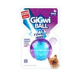 贵为(GiGwi)G-Ball球(小号,透明) 宠物玩具 狗狗玩具 耐咬 耐磨 高弹力磨牙发声球 互动玩具 8.5元