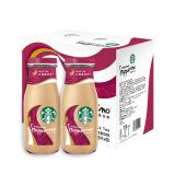 限地区:STARBUCKS 星巴克 红茶星冰乐 奶茶饮料 281ml*6瓶装(礼盒装) *2件 89.7元(2件7.5折)