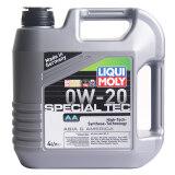 力魔(LIQUI MOLY)特技AA全合成机油 0W-20 SN 4L(德国原装进口) 318元