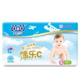 茵茵(cojin)纸尿裤 薄乐C婴儿尿不湿 加大号XL42片 *7件 313元(合44.71元/件)