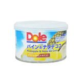 都乐(Dole) 糖水菠萝椰果罐头 227g *29件 203.05元(合 7元/件)