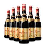 桃乐丝格兰公牛血金标干红葡萄酒 西班牙原瓶进口红酒 750mlx6 整箱装 券后 569元 包邮