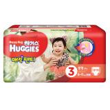 好奇 Huggies 魔术装成长裤 M46片 中号裤型纸尿裤 (韩国原装进口) *5件 201.95元(合40.39元/件)