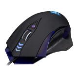 魔炼者(MAGIC-REFINER)MG4 鼠标有线人体工学笔记本电脑守望先锋吃鸡专业电竞游戏鼠标 *2件 98元(合49元/件)