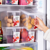 BELO 百露 冰箱保鲜收纳盒 3个装 31*15.6*16cm *3件