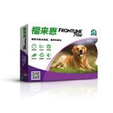 FRONTLINE福来恩大型犬体外驱虫药三支*2件 115.05元(合57.53元/件)