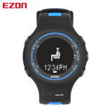 宜准(EZON)智能运动手表男飞利浦动态光心率表彩屏多功能GPS防水跑步电子表E1HRB14 249元