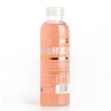 柚香谷 酵素汁饮料 玫瑰口味果汁 500ml/瓶 *24件 157.2元(合6.55元/件)