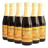 Lindemans 林德曼 桃子啤酒 精酿果啤 250ml*6瓶 *5件 +凑单品 279.93元包邮(需用券)