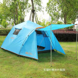 MOBI GARDEN 牧高笛 EXZQU61004 双层帐篷 299元(需用券)