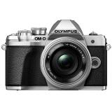 1日0点: OLYMPUS 奥林巴斯 E-M10 MarkIII( 14-42mm f/ 3.5-5.6)无反相机套机 银色 4599元 包邮