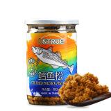 中国台湾 元实(Ontrue) 鳕鱼松100g 宝宝辅食 营养佐餐 *4件 96元(合24元/件)