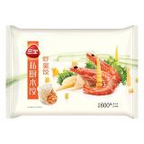 三全 私厨水饺 虾皇饺 600g(54只) 18.4元(需用券)