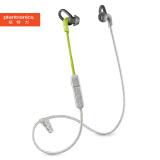 缤特力(Plantronics)BackBeat FIT 300 轻型防水运动蓝牙耳机立体声音乐耳机通用型双边入耳式 青柠绿/灰 169元