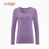 InteRight 5329024 女士圆领打底衫 *2件 29.9元(合14.95元/件)