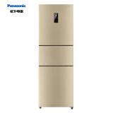 京东PLUS会员、历史低价:Panasonic 松下 NR-EC25WS1-N 三门冰箱 255升 2290元包邮(需用券)