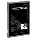 京东PLUS会员: GLOWAY 光威 悍将 SATA3 固态硬盘 720GB 京东499元包邮
